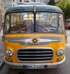 Diesen feinen Bus hab ich in München entdeckt