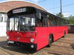 hist. Mercedes-Bus