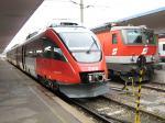 Züge am Westbahnhof