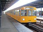 U-Bahn Triebwagen