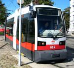 Linie 5 bei Mariahilferstraße