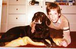 Axel zu Besuch im Kinderzimmer von blackymail