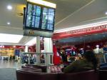 Flughafen Ankunft/Abflug