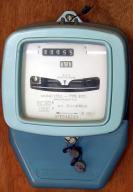 Compteur Electrique Frankreich - Stromzähler