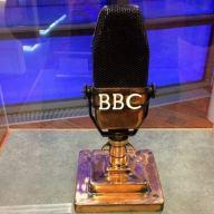 BBC AXBT Microphone aus 1944