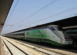 Trenitalia Serie ETR 500 in Venezia S.Lucia 22-B