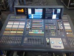 Expomusic 2010  Midas PRO6  Live Audio System