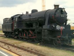 Dampflok 33.132