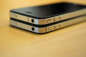 Ein iPhone 4 und ein iPhone 4S im Vergleich