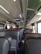 Auf der neuen Westbahnstrecke Richtung Wien