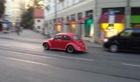 Käfer zieht durch München durch