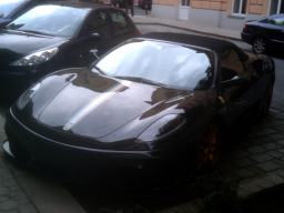 Starker Wagen - Ferrari Scuderia