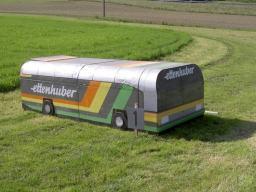 Ein Ettenhuber Busmodell in Salzburg